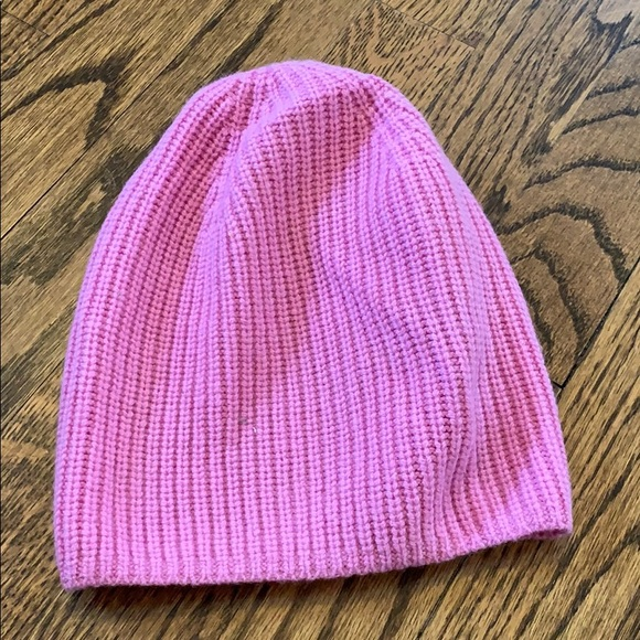 J. Crew knit beanie
